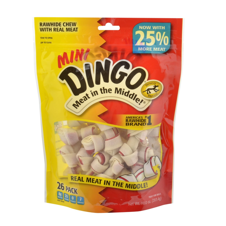 Dingo Brand Dog Treats