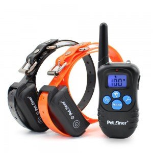 Petrainer 330 Yards Remote Training E-collar Pet998dbb Rechargeable