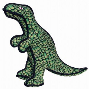 Tuffy T-Rex Dog Toy
