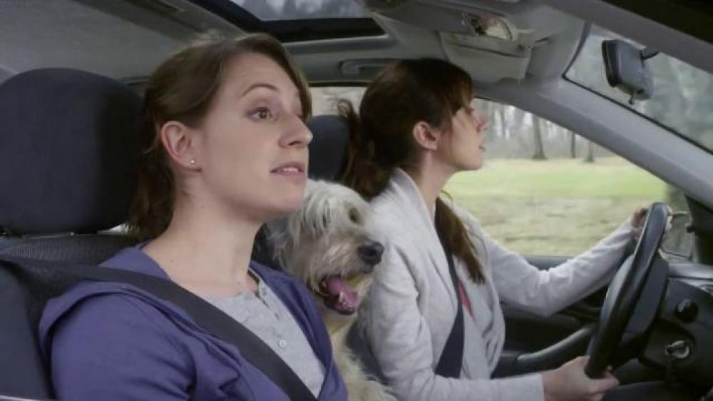 Febreze Car Vent dog TV Commercial,