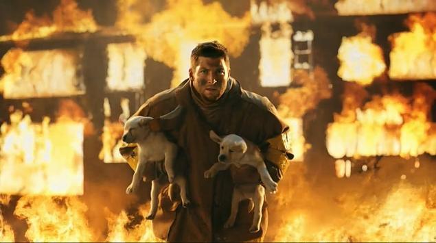 Super bowl puppy commercial